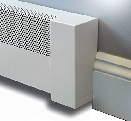 Amazon Com Electric Baseboard Heater Cover Kit 6ft Straight Kit
