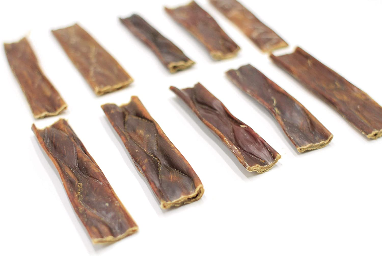 Nature Gnaws Beef Jerky Chews - 100% Natural Beef Sticks for Small Dogs - Single Ingredient Grass Fed Beef Chewy Dog Treats
