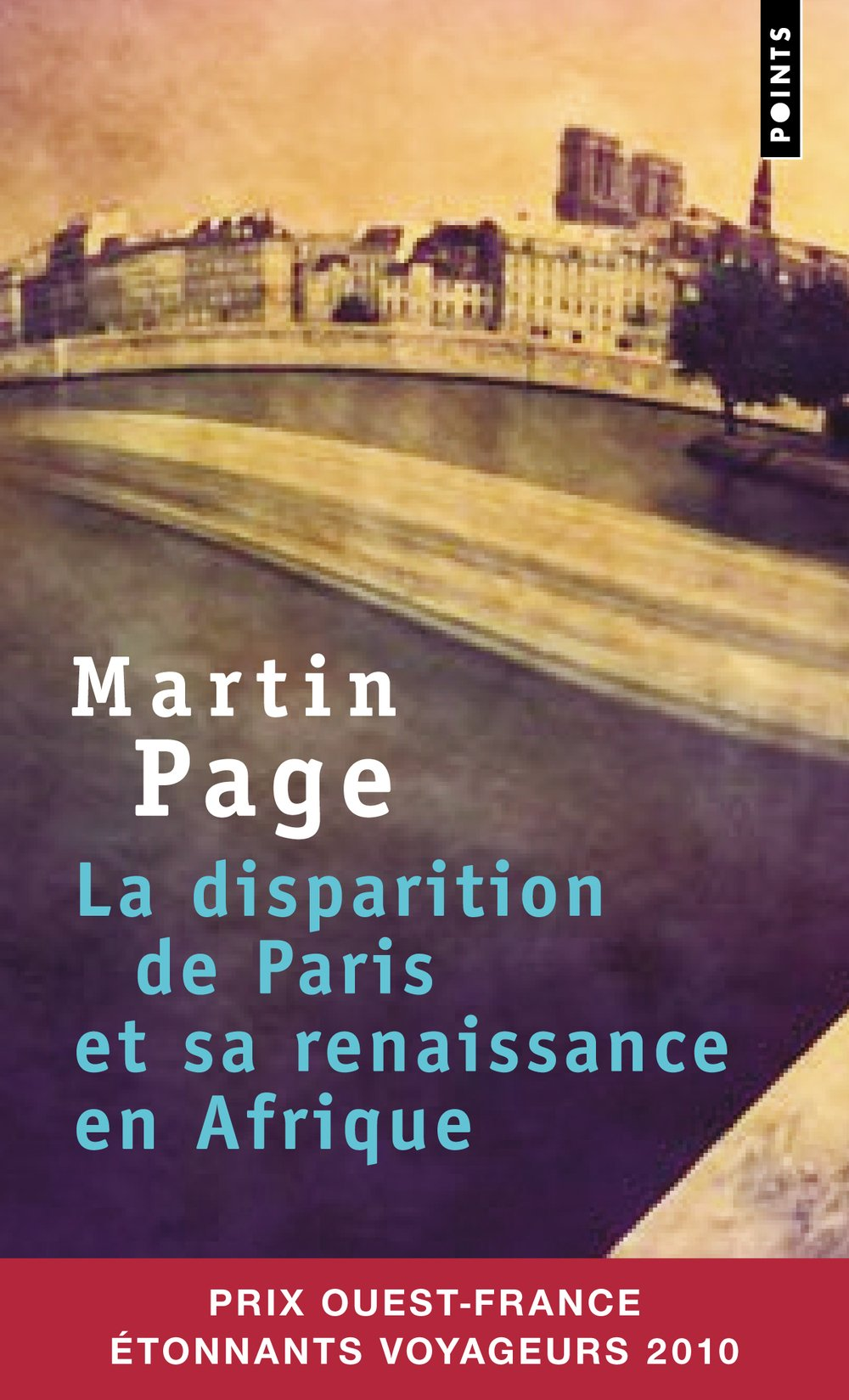 Disparition de Paris Et Sa Renaissance En Afrique(la) (English and French Edition) pdf