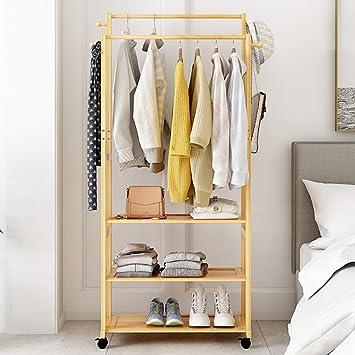 Schlafzimmer Möbel Boden Kleidung Rack Schränke