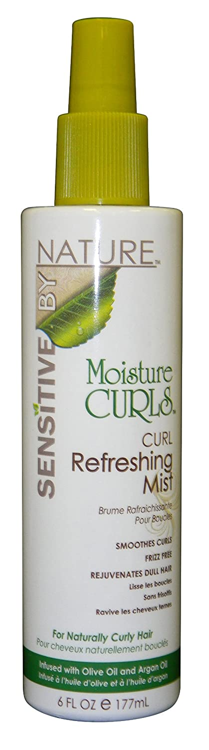 Sensitive By Nature Curl Refreshing Mist 6 ounce