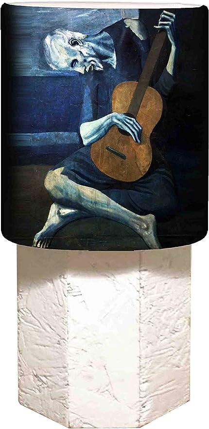 Abat Día Pablo Picasso – El Viejo guitarrista ciego: Amazon.es: Hogar