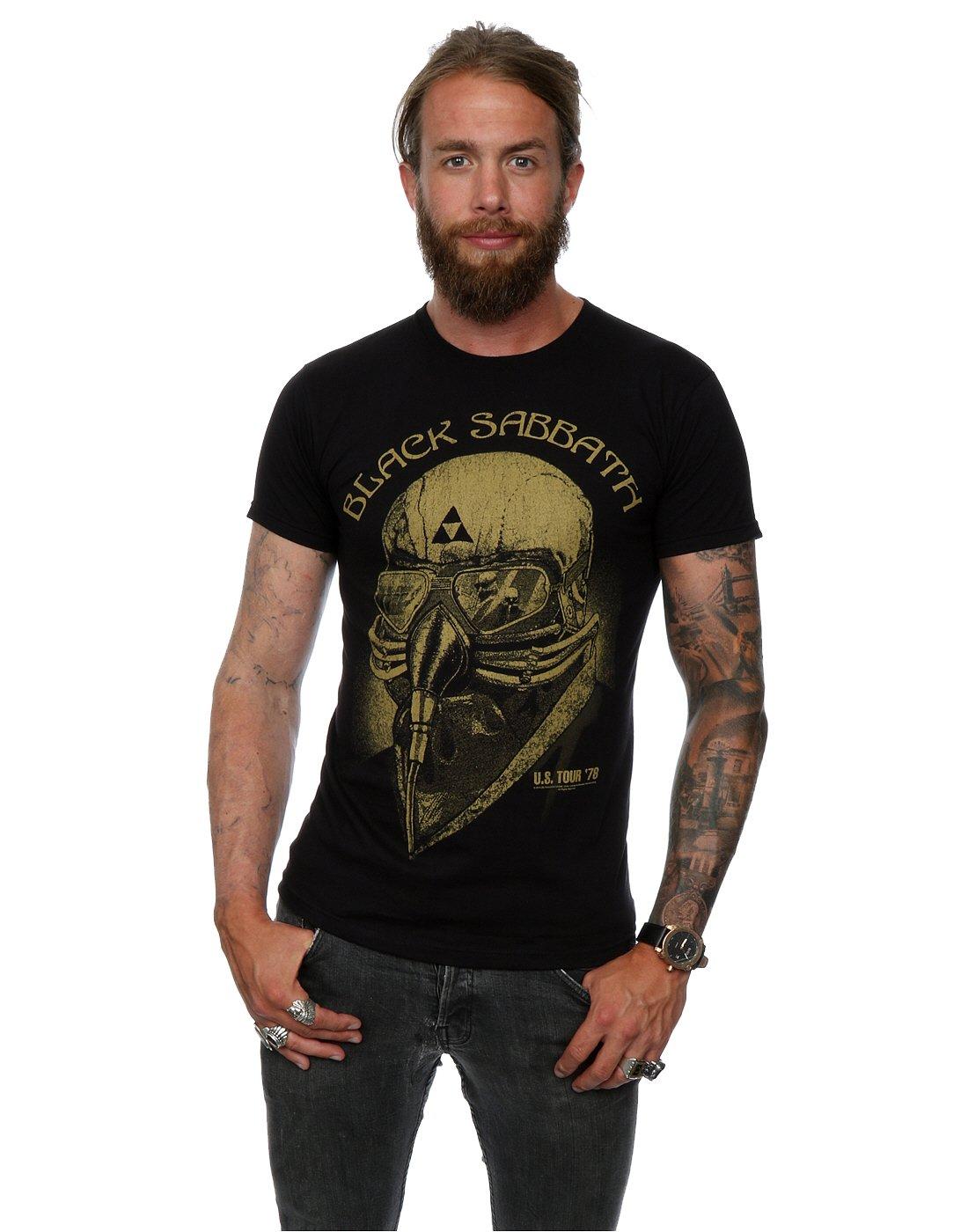 Black Sabbath S Tour 78 Tshirt