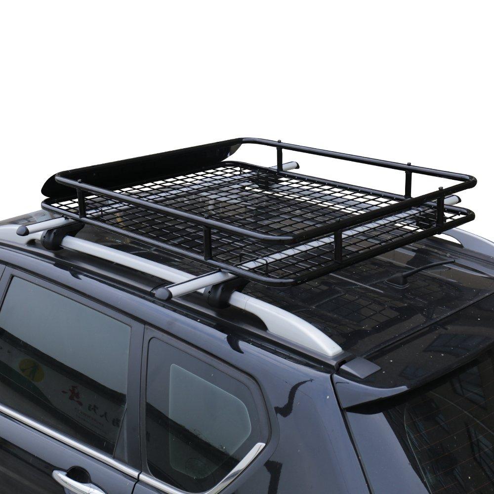 Amazon.com: Summates - Cesta universal para techo de carga ...