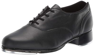 33a59d009ed Bloch Dance Women s Respect Leather Tap Shoe