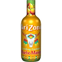 Arizona Mangue Mucho Mango Bouteille 1,5 L  - Lot de 3