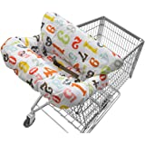 Infantino Cloud Cart Cover, Numbers (Discontinued by Manufacturer)
