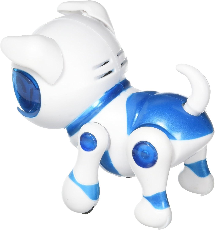 Teal Tekno Newborns 45910 Robotic Pet Kitty