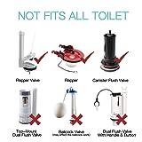 """Techo Touchless Toilet Flush Kit with 8"""" Sensor"""