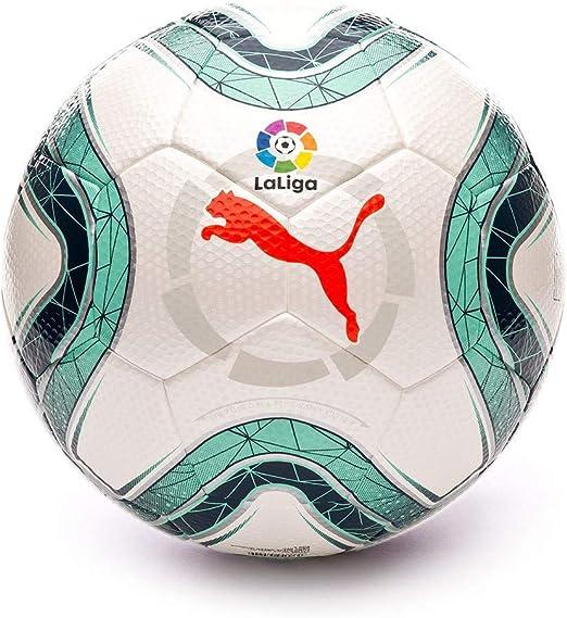 Puma LaLiga 1 (FIFA Quality) Balón de Fútbol, Unisex Adulto, Gris ...