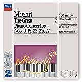 Mozart: The Great Piano Concertos Vol.2