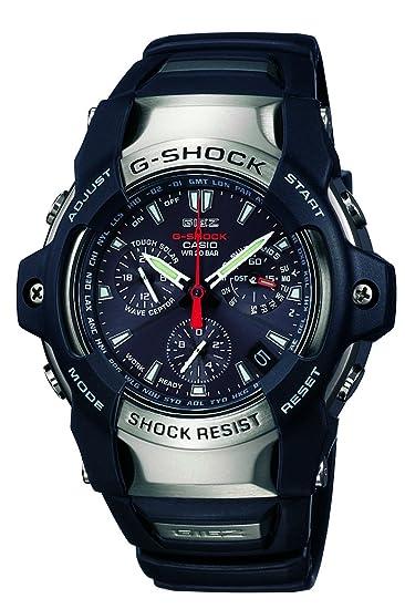 Casio GS1100-1A - Reloj para hombres, correa de resina: Casio: Amazon.es: Relojes