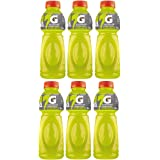 Gatorade Sports Drink, Lemon, 500ml Each (Pack of 6)