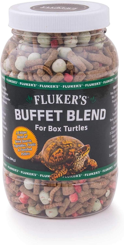 Fluker's Buffet Blend Box Turtle Food