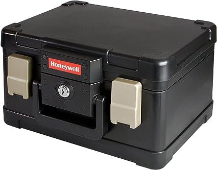 Caja Ignifuga para Documentos, Impermeable Incombustible Caja para DIN A5, 30,9 x 24,9 x 17,8 cm: Amazon.es: Oficina y papelería