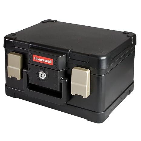 Contenitori Per Documenti Ufficio.Hmf Contenitore Per Documenti Ignifugo E Resistente All Acqua Din A5