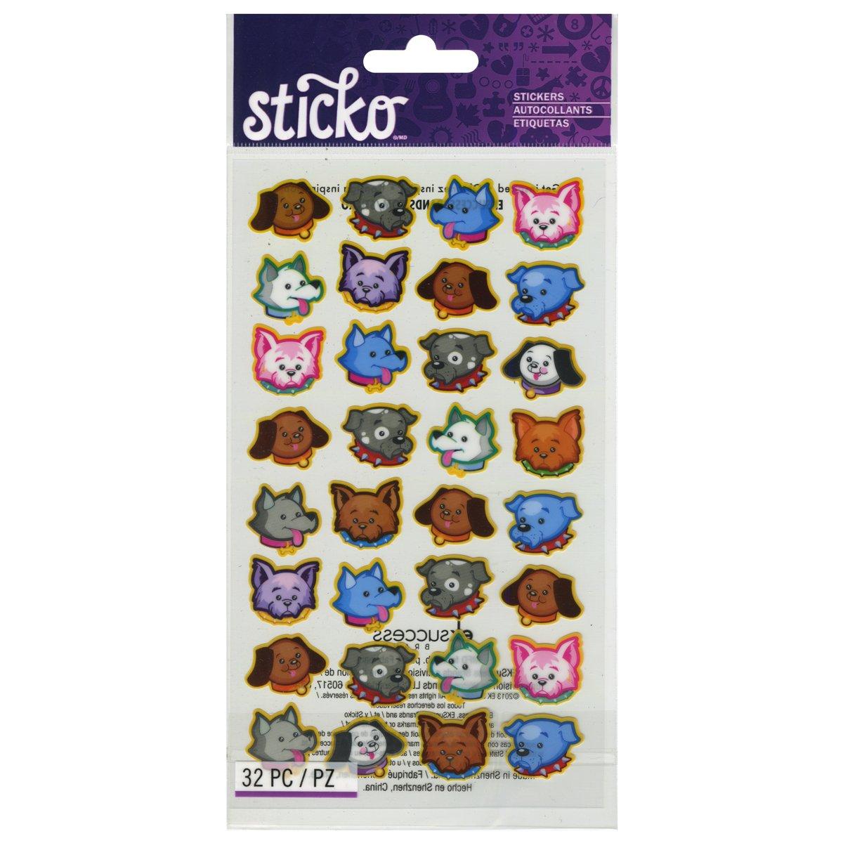 Sticko Classic - Pegatinas para Perros