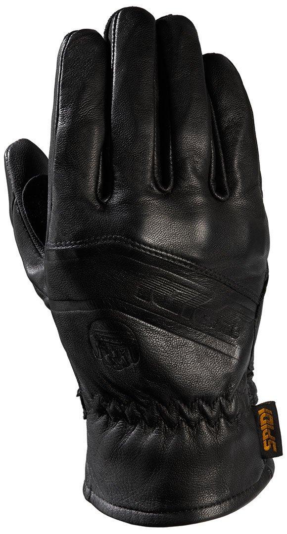 SPIDI A157-026 Guantes De Cuero King, Color Negro, Talla L Spidi Sport Srl
