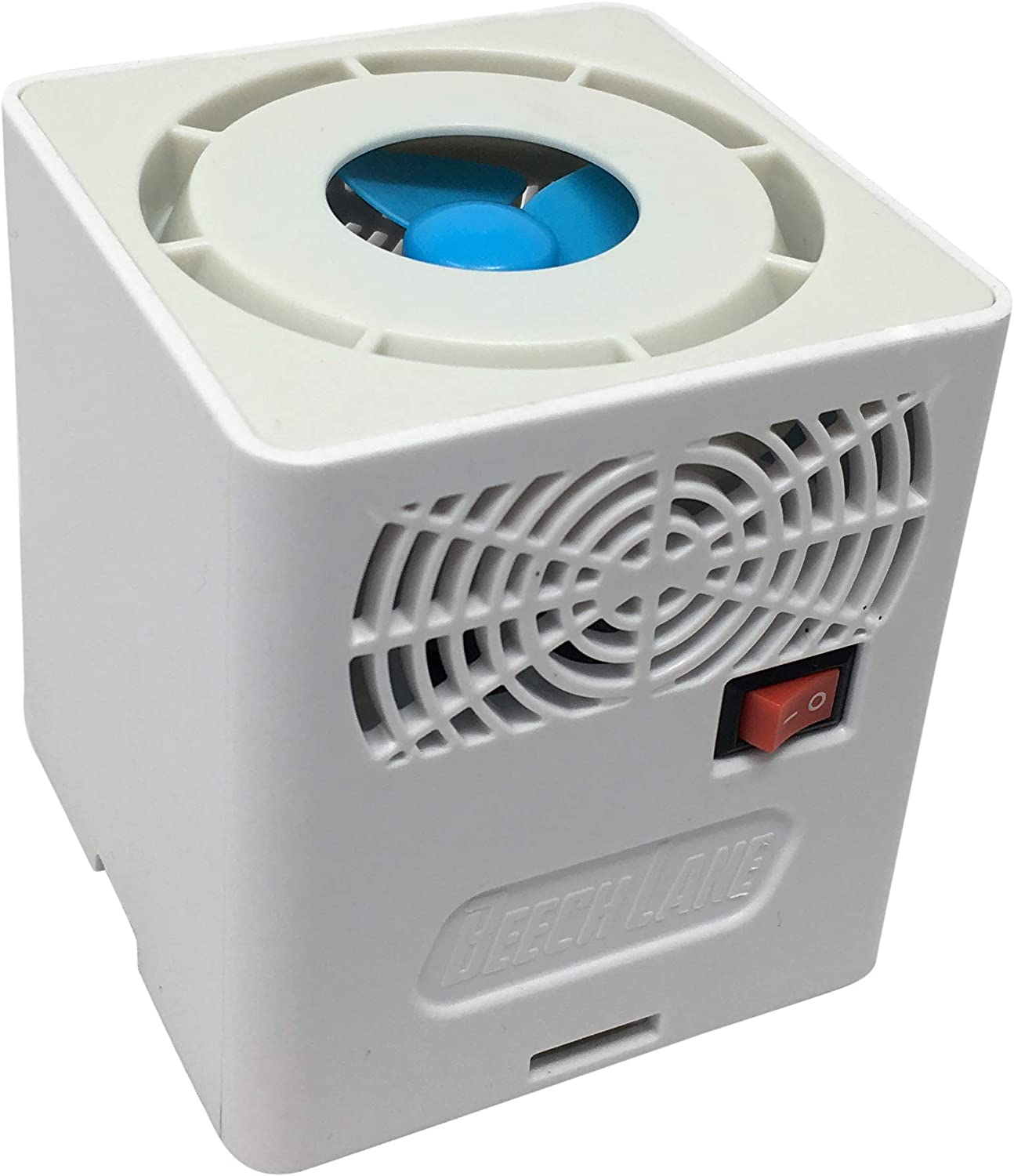 Beech Lane RV Fridge Fan, High Power 3,000 RPM Motor, Easy On and Off Switch, Durable Construction