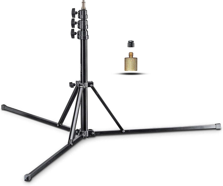 Walimex Pro Gn 806 Lampenstativ 215cm Klappbares Kamera
