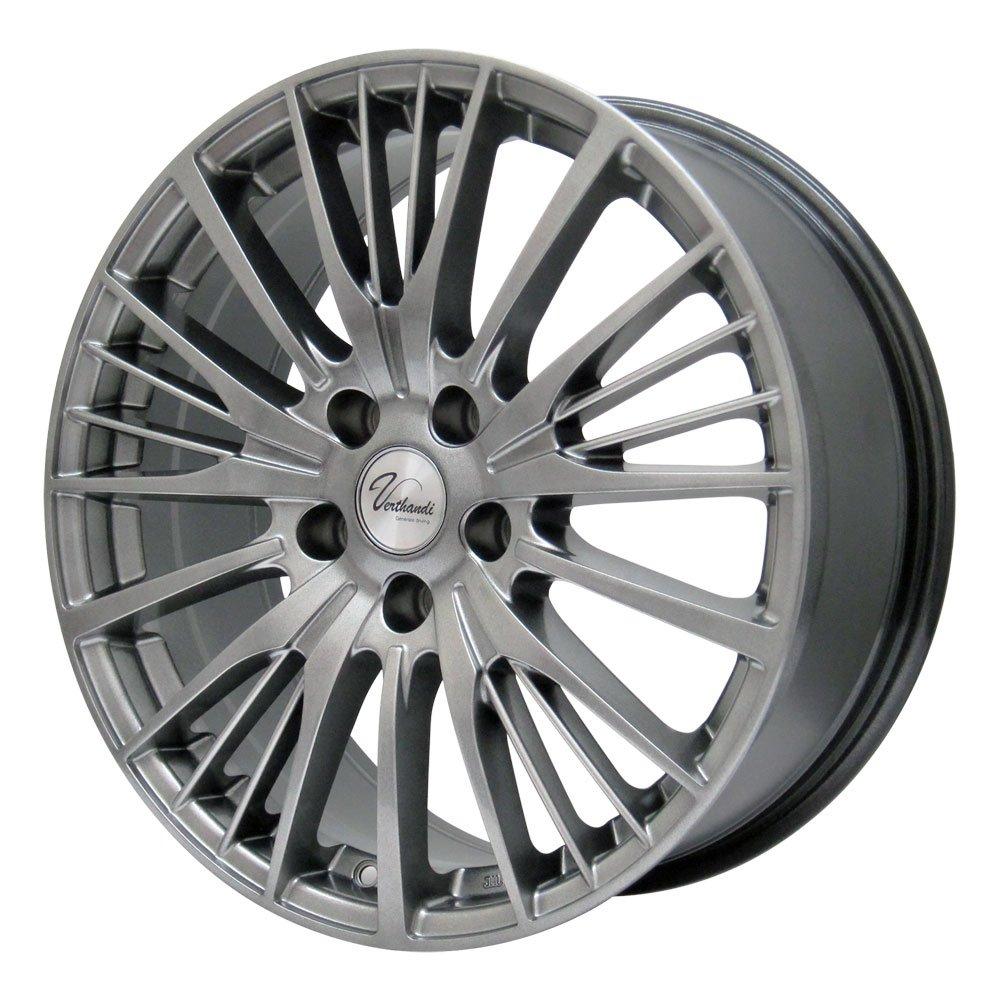 NANKANG(ナンカン) サマータイヤ&ホイール XR611 185/60R15 Verthandi(ヴェルザンディ) 15インチ 4本セット B06XC99GR3