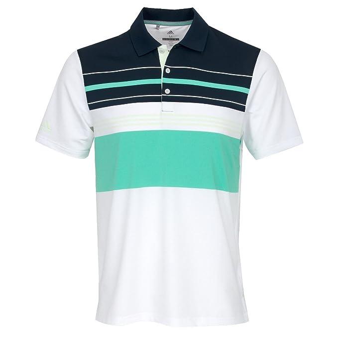 adidas Cd3391 Polo de Golf, Hombre: Amazon.es: Ropa y accesorios