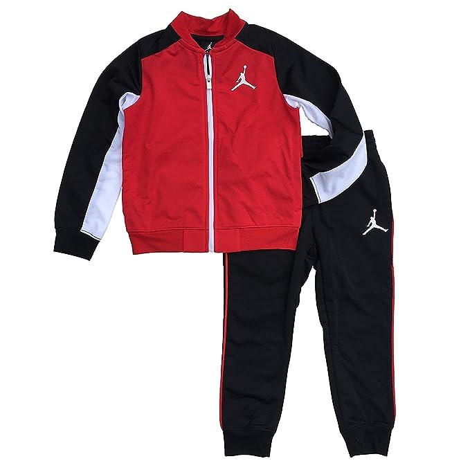 Little Boys Tricot Tracksuit Jacket