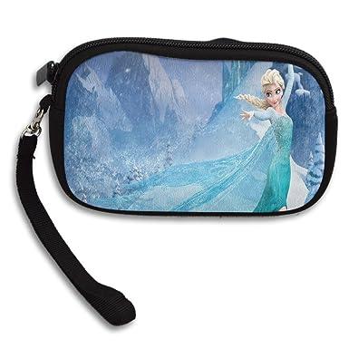 Amazon.com: Disney Frozen Logo Wristlet Pouch Coin Wallet: Shoes