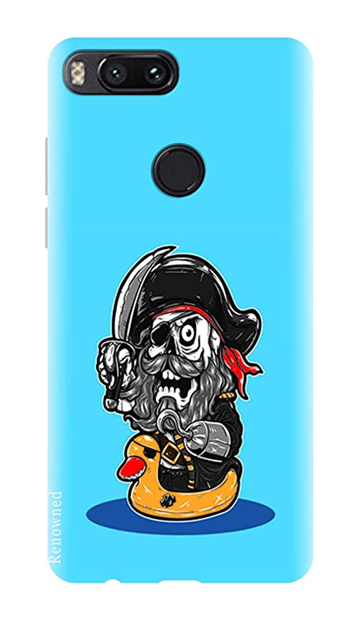 Renowned Xiaomi MI A1 Designer Back Case l Xiaomi MI A1