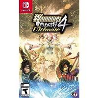 Warriors Orochi 4 Ultimate - Nintendo Switch