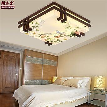 BRIGHTLLT Une nouvelle chambre chinoise moderne LED lumière plafond ...