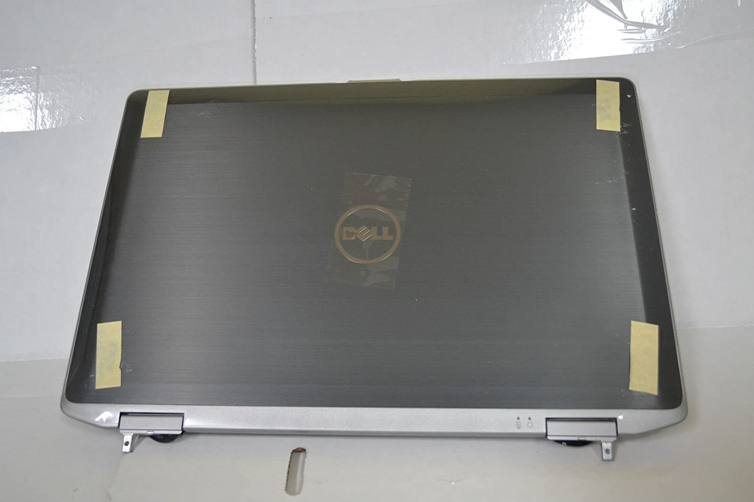 New For Dell Latitude E6420 LCD SCREEN BACK TOP COVER LID Hinges WIRES PJRCP