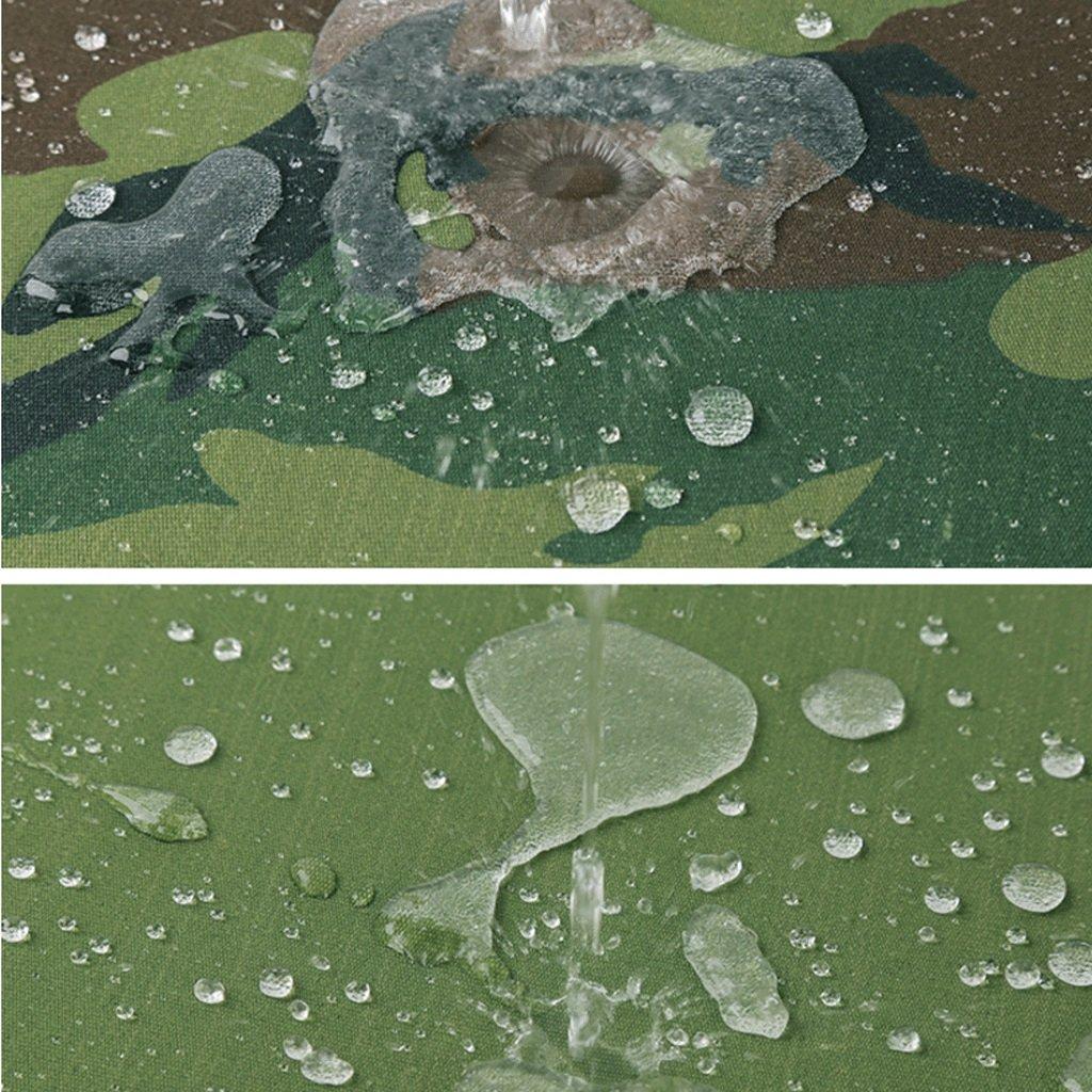 MILAYA Camouflage Plane, Outdoor Camouflage Verdickung Sonnenschutz Sonnenschutz Sonnenschutz Sonnensegel Canvas Zelt  (größe   3x6m) B07P2P5832 Zeltplanen ein guter Ruf in der Welt e3e9d3