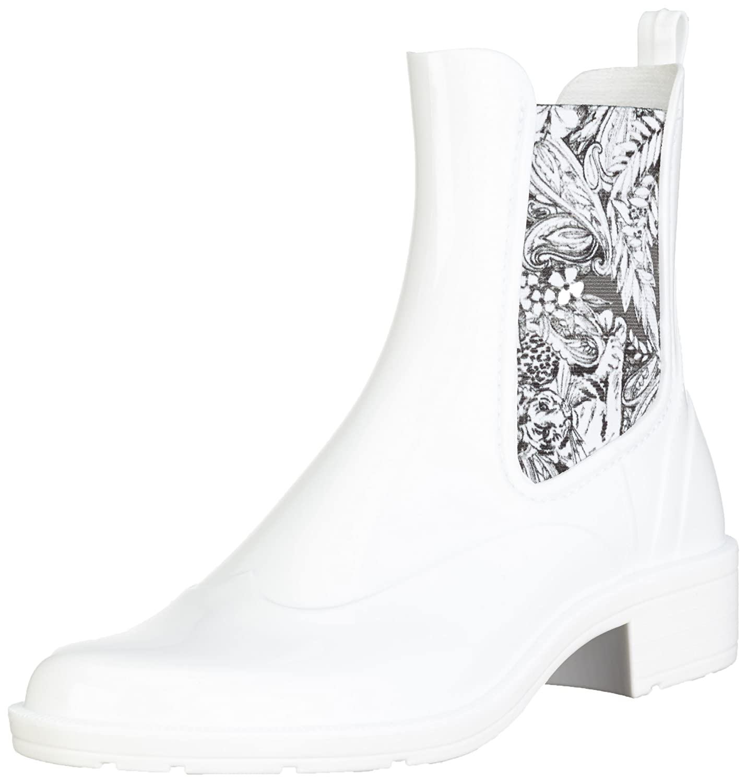 Desigual Damen Ankle Rain Stiefel Pasley Gummistiefel