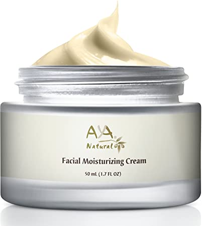 Natural facial moisterizer