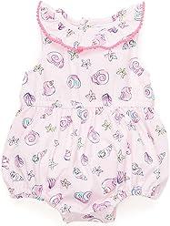 14d9adb2d Crown & IVY Baby Girl's Pink Sea Shell Bodysuit