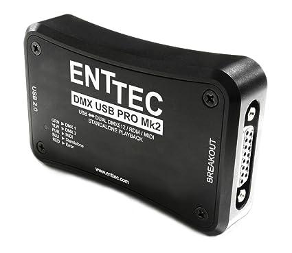 ENTTEC DMX PRO USB DRIVER WINDOWS 7 (2019)