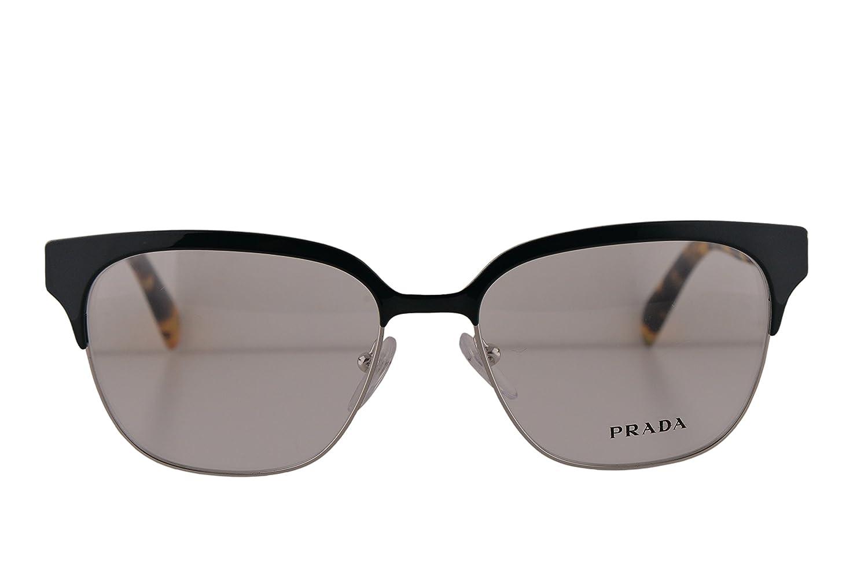 5e640fd15277 new style prada sunglasses very 14327 8fe49  denmark amazon prada pr54sv  eyeglasses 52 16 140 green silver uez1o1 vpr54s for women frame only