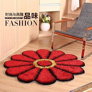 Amazon.de: kaige Teppiche 3D Sonnenblume Teppich Schlafzimmer Küche ...