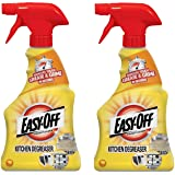 Easy-Off Specialty Kitchen Degreaser Cleaner, 2 Pack 16 fl oz
