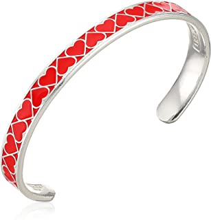 product image for Alex and Ani Color Infusion Cuff, Heart, Expandable