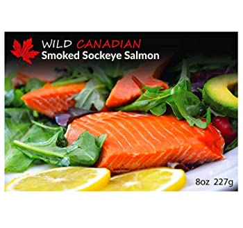 Jet Set Sam Premium Wild Pacific Smoked Salmon