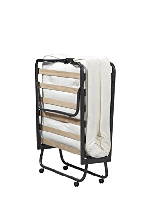modern bedroom guest item foldable bed home folding furniture bamboo for indoor single