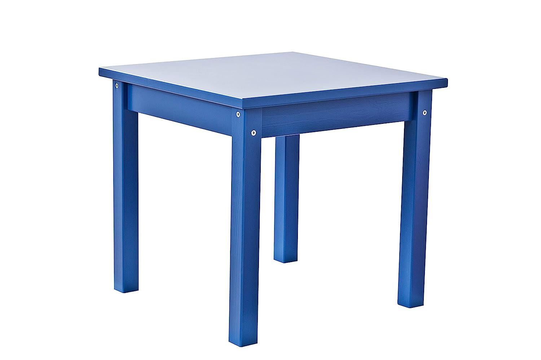 Hoppekids MDF Mads tavolo per bambini, in legno, colore: Blu MADS Children table