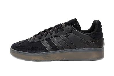 c8a4ac568151b Amazon.com | adidas Samba RM Mens in Black/Black/White | Fashion ...