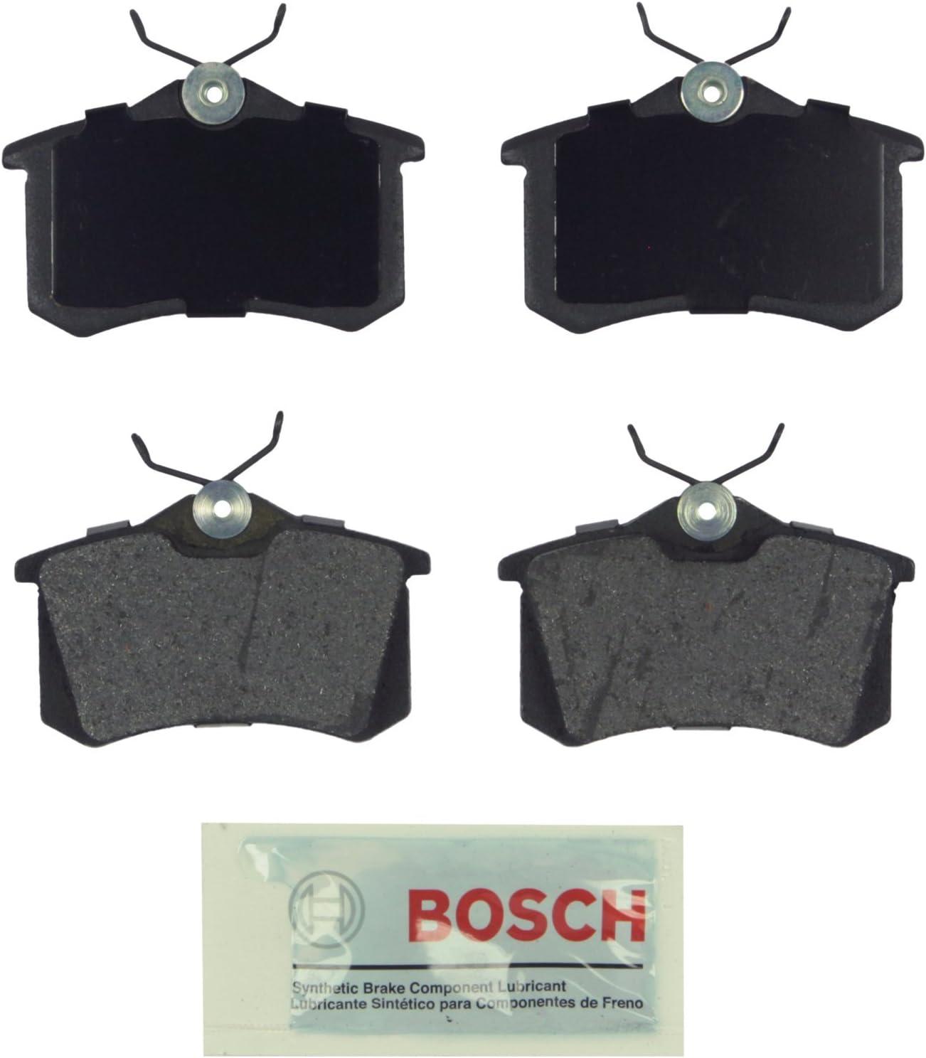 Bosch 0986466683 EuroLine Disc Brake Pad Set
