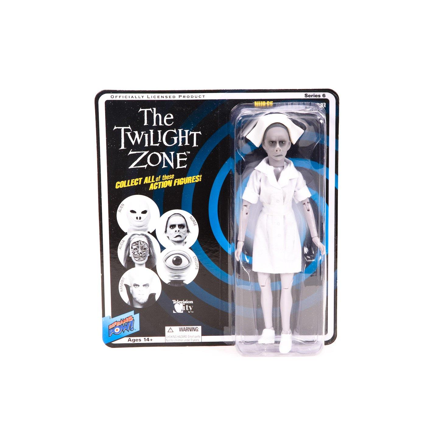 Bif Bang Pow! Twilight Zone Series 6 Action Figure Nurse