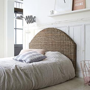 Kopfteil Fur Bett Bettkopfteil Doppelbett Rund 160 Kubu Korb