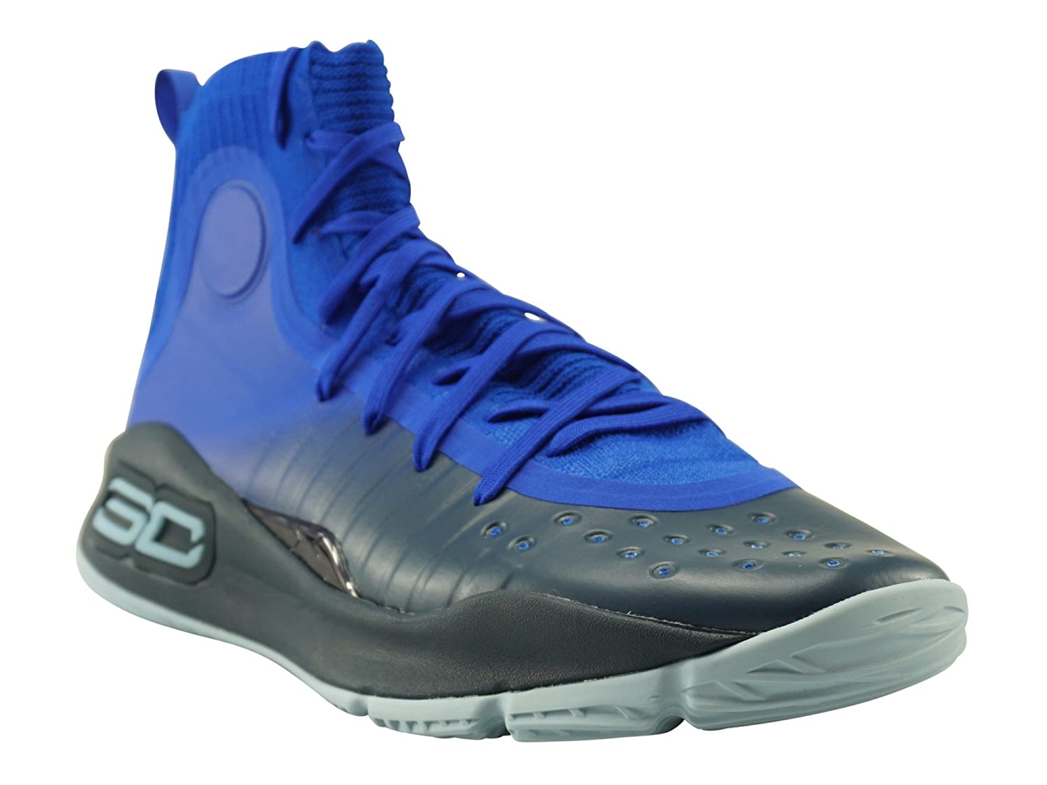 new concept 151d3 ed16c Amazon.com | Under Armour Curry 4 Mid Basketball Shoes (Kids) | Shoes