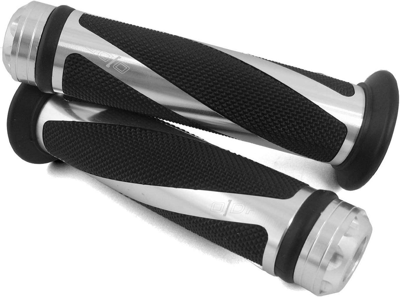 Diversion XJ 600 XJ 6 XJ6 N 600 Coil//Silber Lenkergriffe kompatibel mit Yamaha XJ 650
